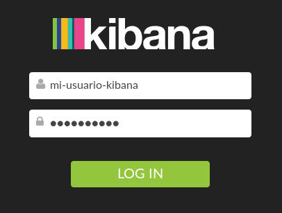 kibana-login